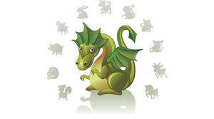 2012 год по восточному календарю: год Водяного Дракона